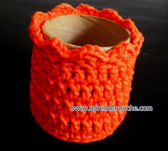 croche vasos cestas decoração flores lembranças aprendercroche video-aulas cursodecroche edinir-croche