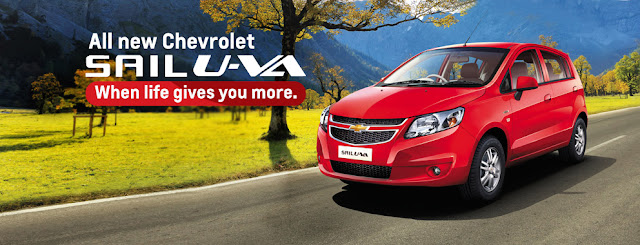 Chevrolet SAIL U-VA ( CHEVROLET SAIL U-VA Base Petrol, CHEVROLET SAIL U-VA LS Petrol ,CHEVROLET SAIL U-VA LS ABS Petrol , CHEVROLET SAIL U-VA LT ABS Petrol , CHEVROLET SAIL U-VA DIESEL , CHEVROLET SAIL U-VA LS Diesel ,CHEVROLET SAIL U-VA LS ABS Diesel,CHEVROLET SAIL U-VA LT ABS Diesel  )