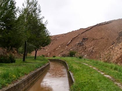 La Sèquia de Manresa i el runam salí de la Botjosa