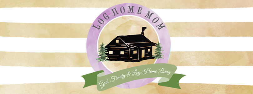 Log Home Mom
