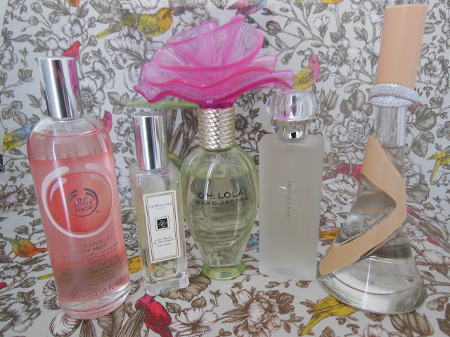 summer perfume picks