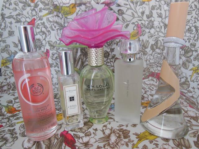 summer perfume picks