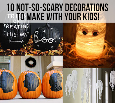 cute halloween decorations for kids - Cute Halloween Decorating Ideas