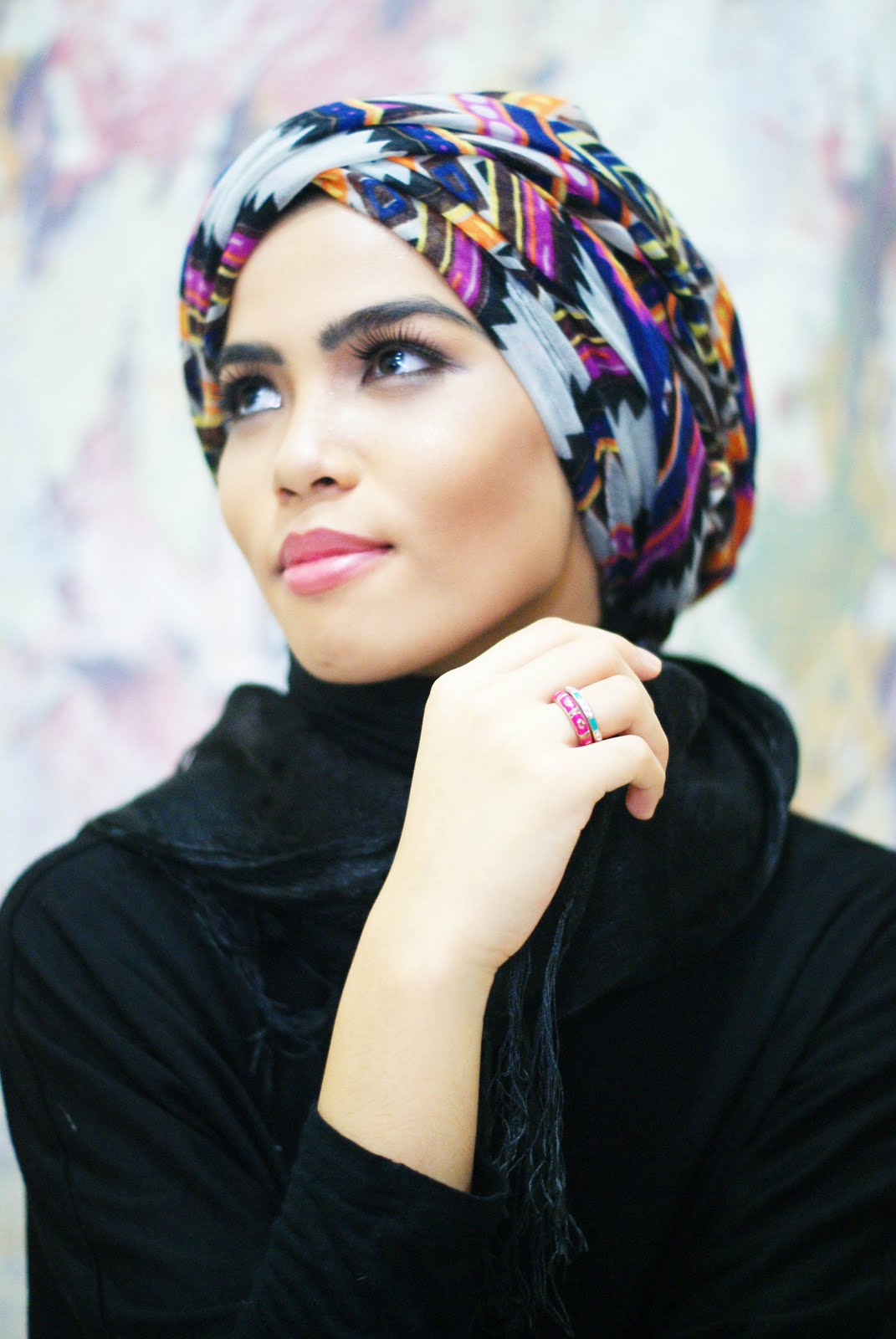 Hijab Styles Turban The Image Kid Has It