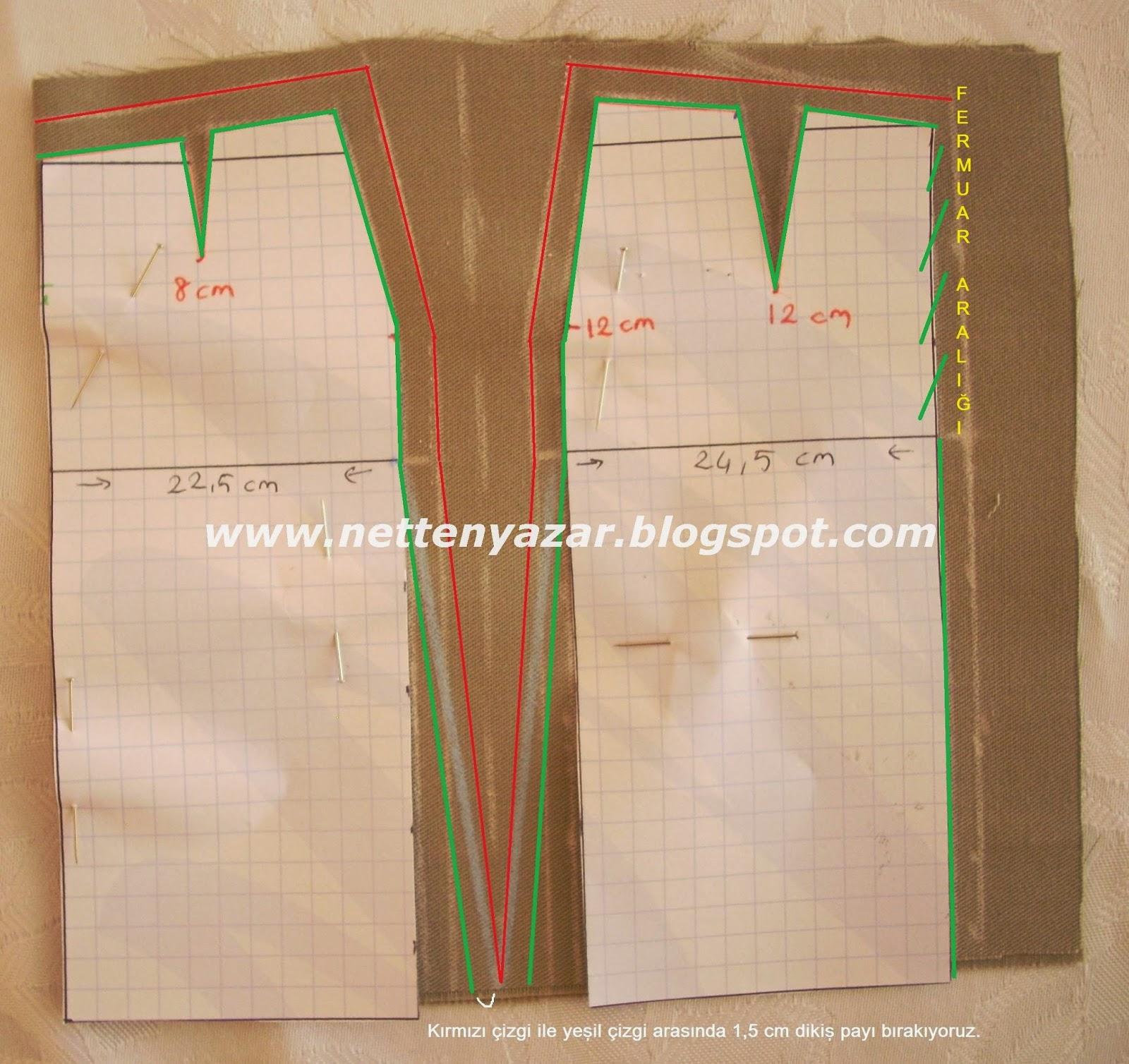 basic skirt pattern fabric applications