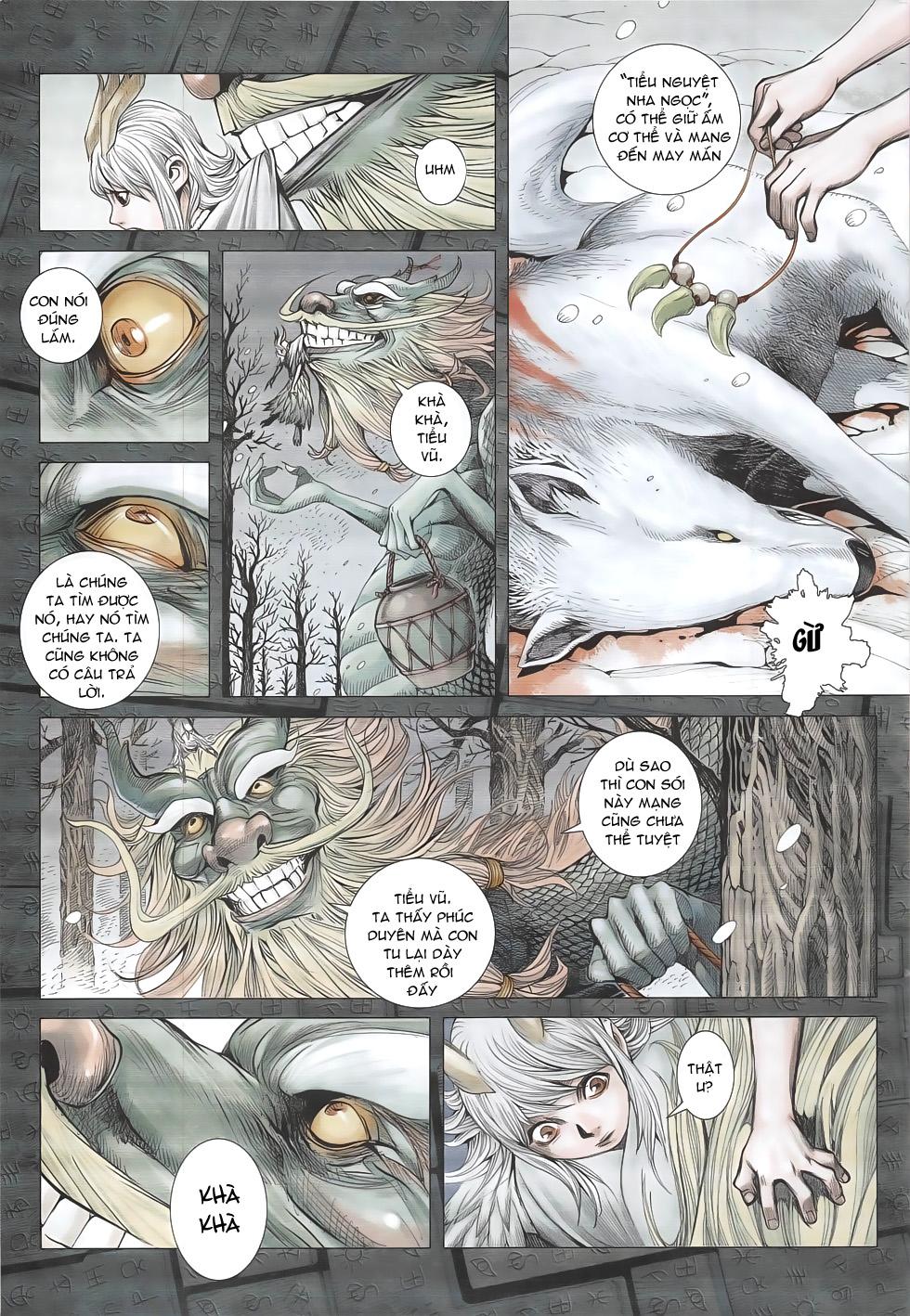 Tây Du Chap 1 - Trang 5