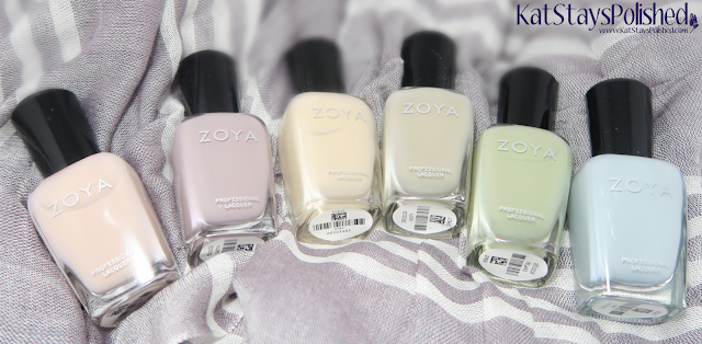 Zoya Whispers 2016 | Kat Stays Polished