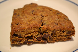 Chocolate Chip Scones (dairy free, egg free, gluten free ...