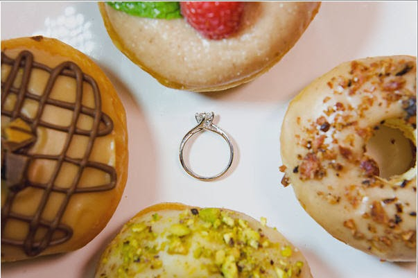Donut Snob, wedding treats, wedding desserts