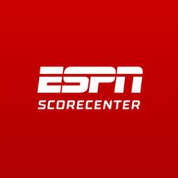 ESPN Score Center App
