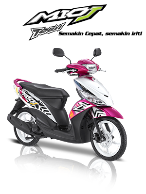 Motor MIO J 2013