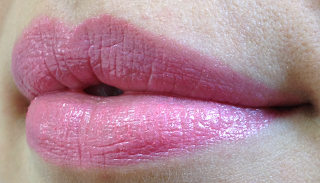 l'oreal caresse by colour riche lipstick swatches pink cashmere