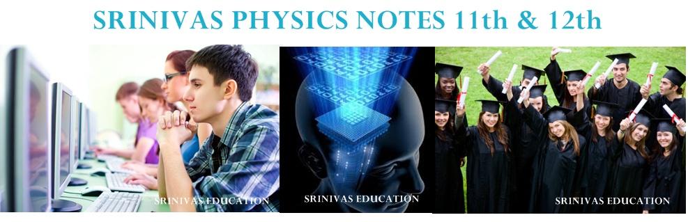 Srinivas Physics