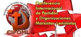 Conferencia Internacional de Partidos y Organizaciones Marxista    Leninistas