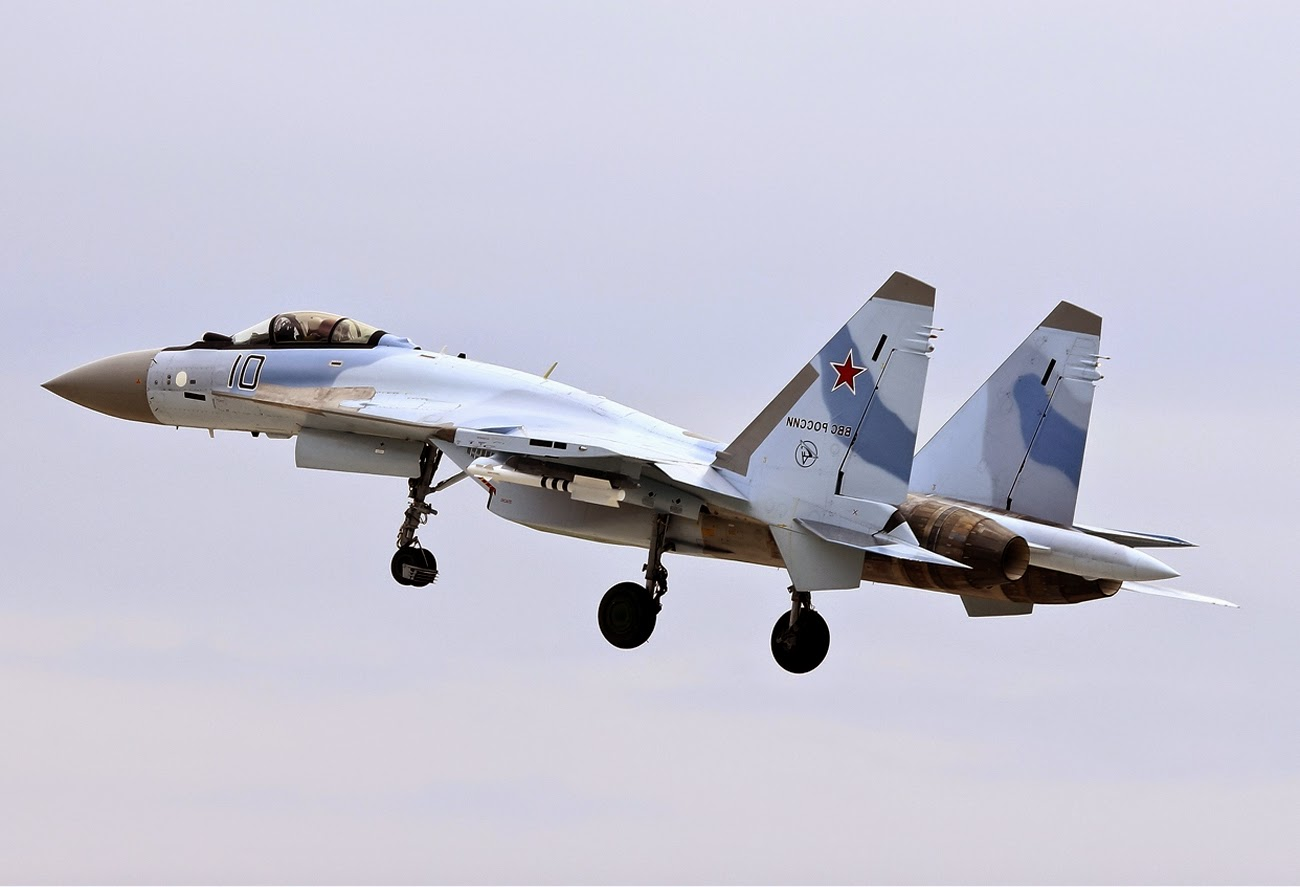 Sukhoi Su-35 multirole