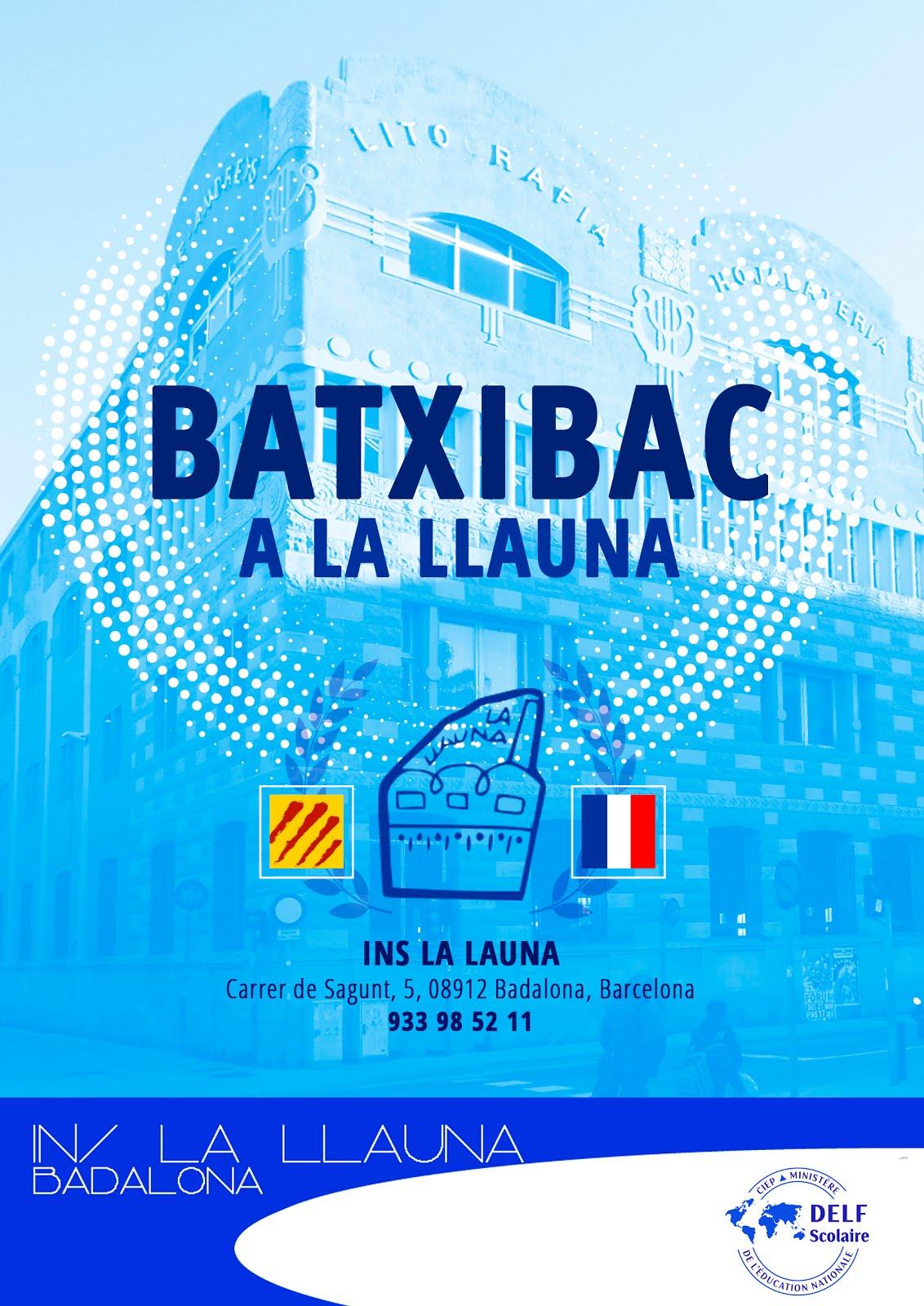 Batxibac a La Llauna 2019-2020