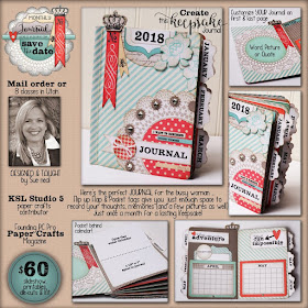SAVE the DATE Monthly JOURNAL