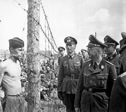 Nazi POW camp