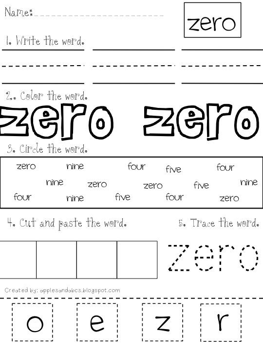 It is an image of Gargantuan Number Words Printable