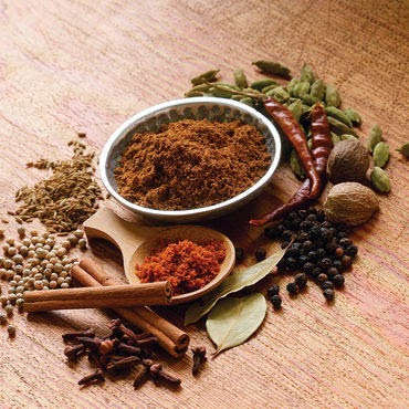 Delicious Indian Foods with Garam Masala