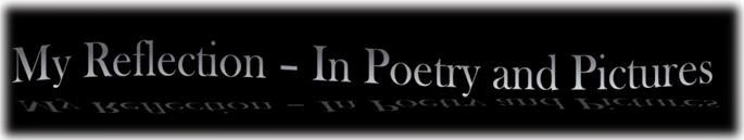 My Reflection - In Poetry and Pictures