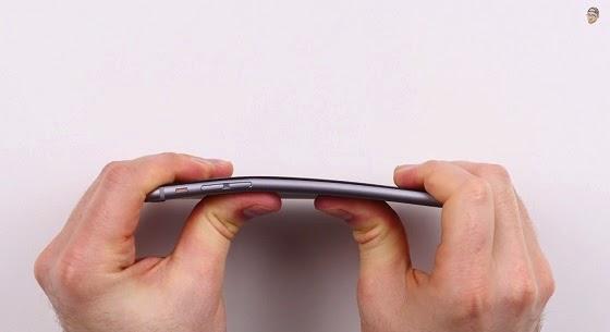 iphone 6 piegato riparazione