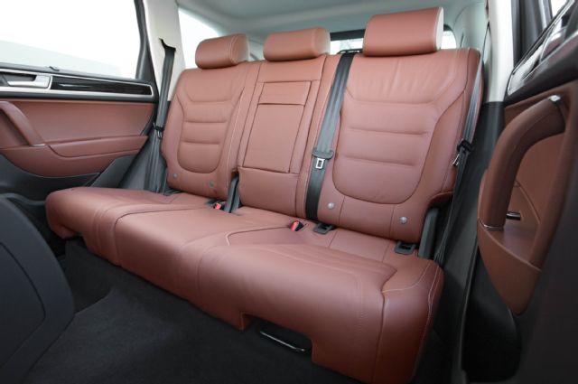 2015 Volkswagen Touareg SE 3.0 TDI 204