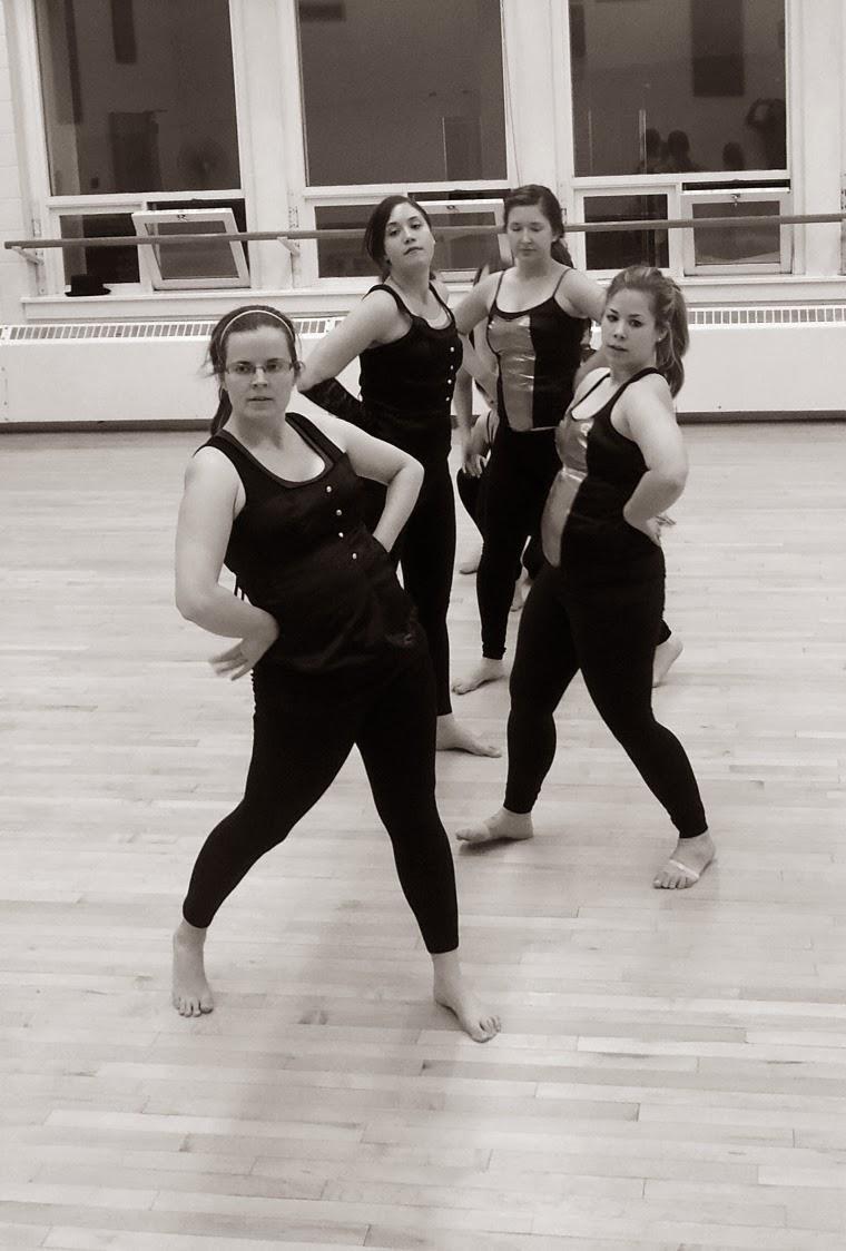 Fierce Dancers at UAlberta