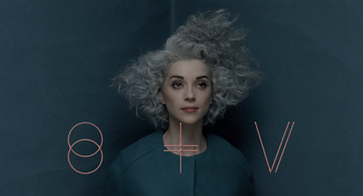 St. Vincent estrena video para Digital Witness