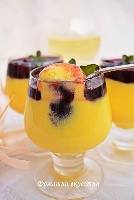 Леки десерти