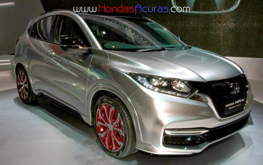 Honda is Showing The Modulo