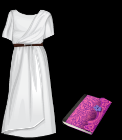 Stardoll Free Sims 3 Toga Dress and Violetta Gift Diary Cheat