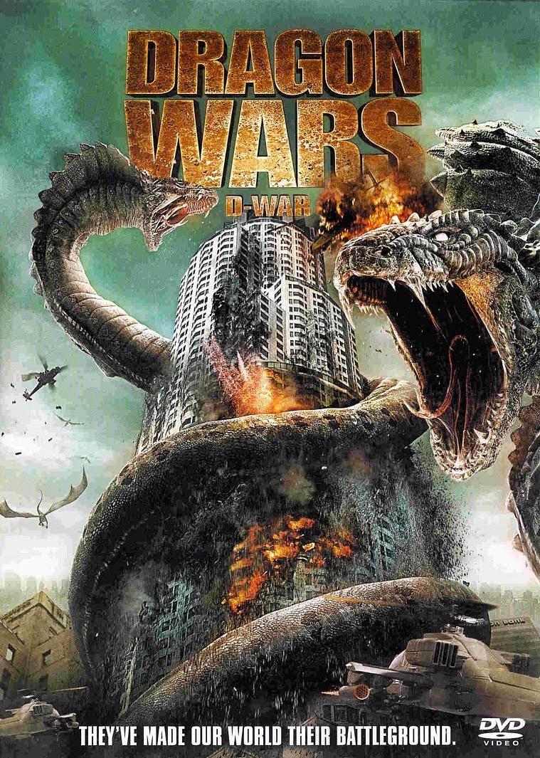 Cuộc Chiến Của Rồng - Dragon Wars: D-War