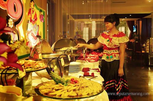 Menu masakan ala Mexico di E-Plaza
