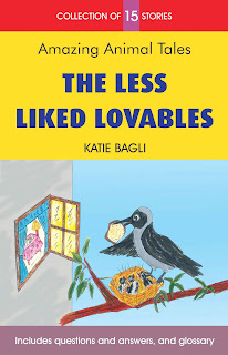 Books: The Less Liked Lovables by Katie Bagli (Age: 11+)