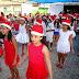 Assistência Social promove festas de natal na sede e no distrito