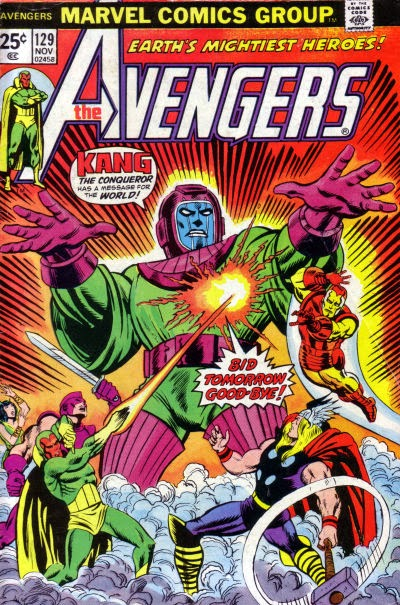 Avengers #129, Kang