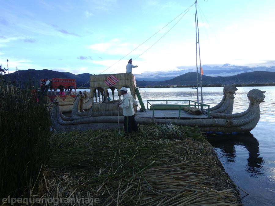 Islas flotantes Puno