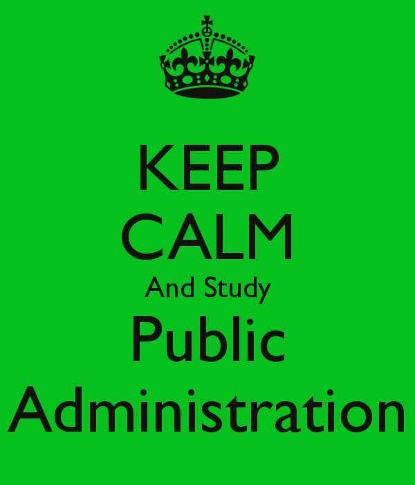 public administration concepts Public administration is concerned with identifying and implementing policy responses to public problems -- including both policy analysis and public management this course is designed to provide an overview of the discipline and to increase the student's awareness of theoretical and practical .