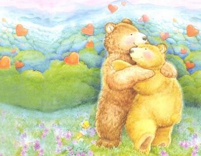 osos enamorados