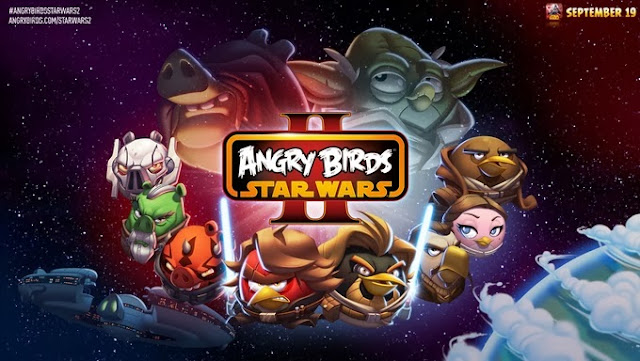 Angry Birds Star Wars II is Apple's Free App of the Week: This means that between now and next Thursday, you'll be able to pick up the app for iPhone and iPad for free. Download here