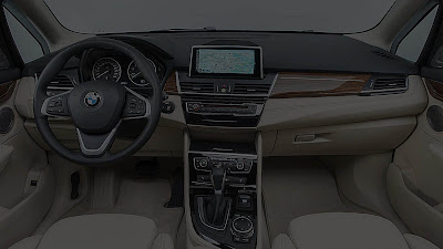 2016 BMW 5 Series Touring Spy