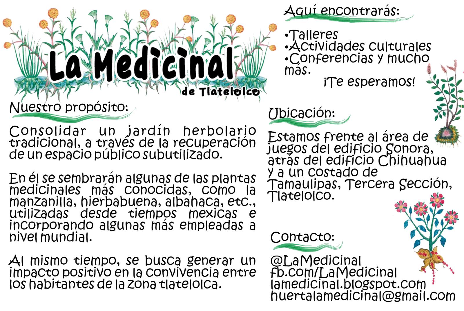 Nuestro propósito | La Medicinal