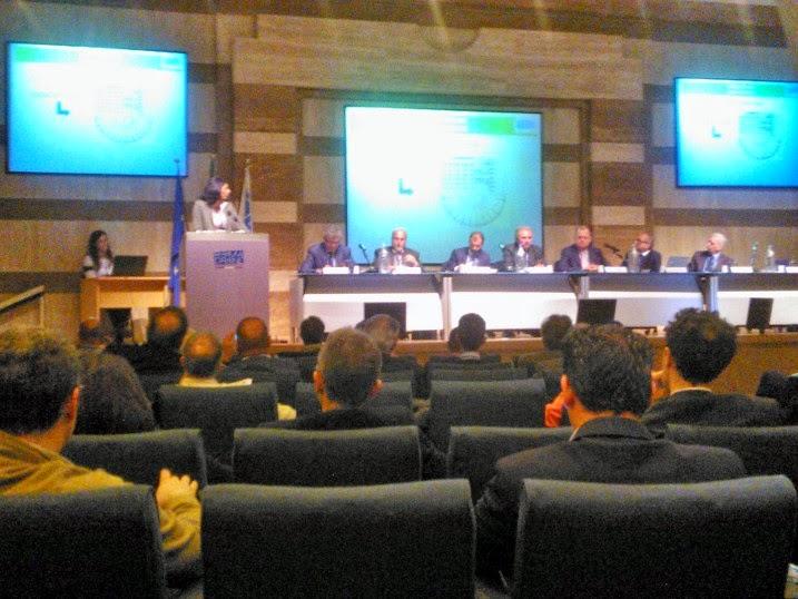 """Conferenza """"Droni per la scienza"""", Centro Congressi Frentani, Roma"""
