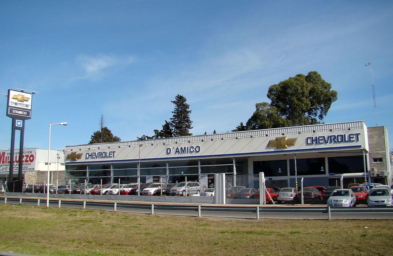 D'AMICO , es Chevrolet