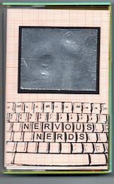 "NERVOUS NERDS ""ctrl alt del"""