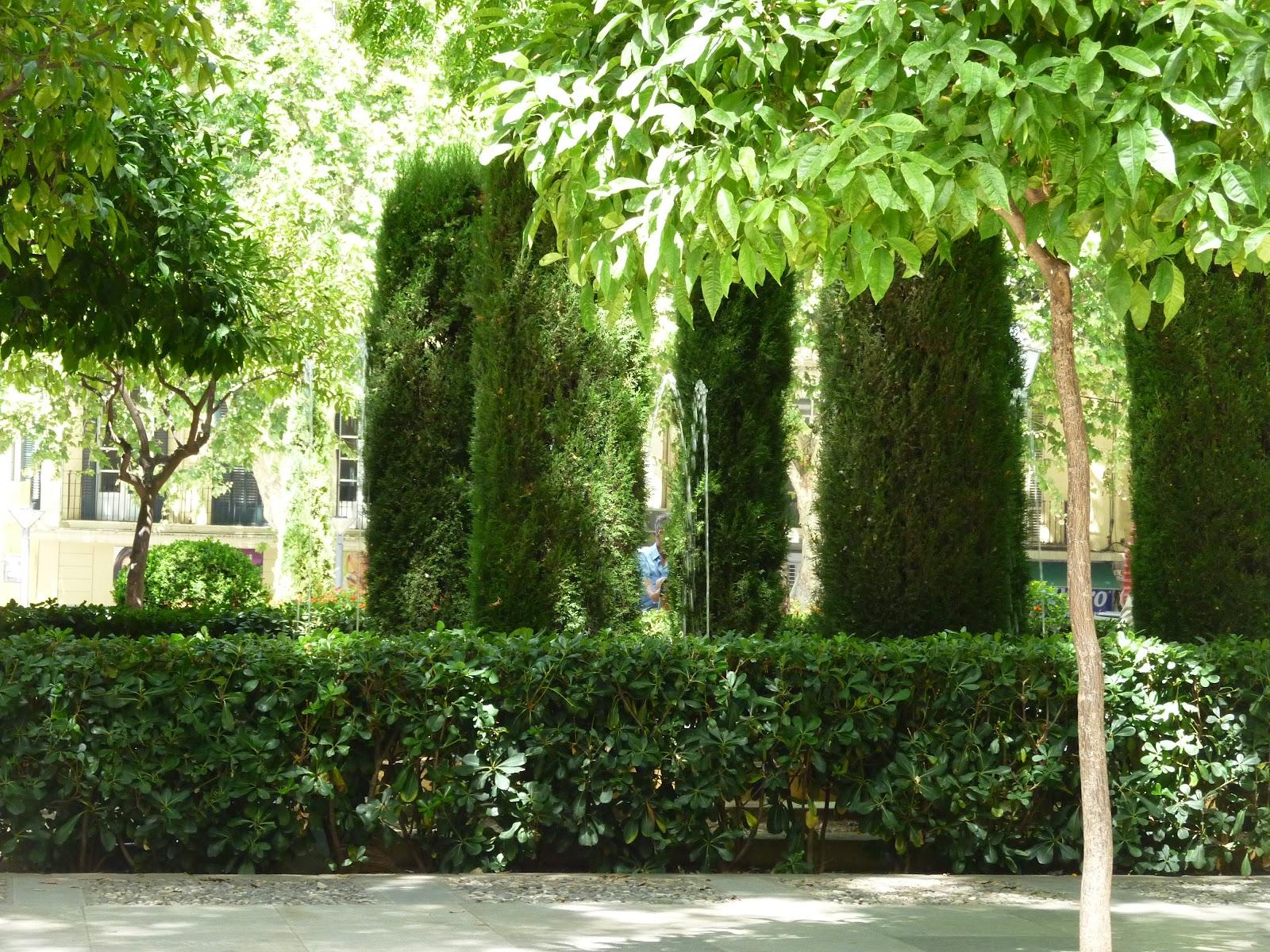 Memo Bench A Spanish Garden