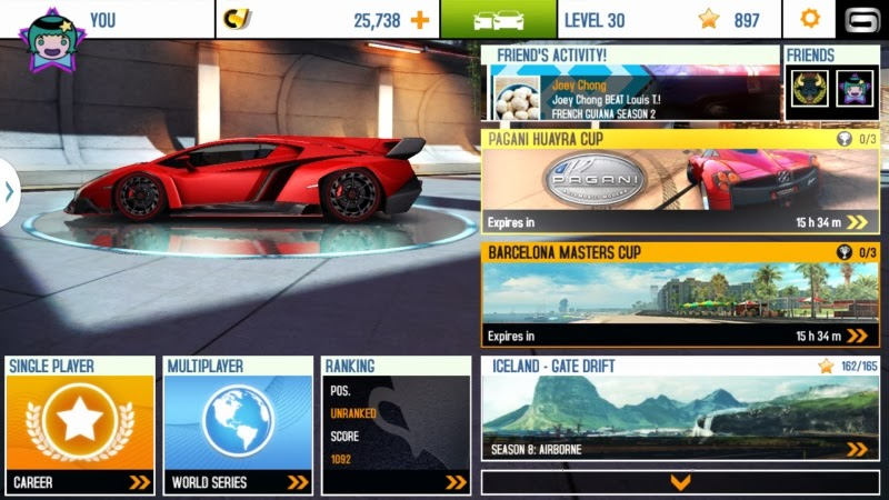 asphalt 8 airborne strategy guide firedancer unleashed. Black Bedroom Furniture Sets. Home Design Ideas