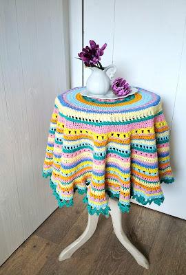 gehaakt kleedje - Jalien Cozy Living