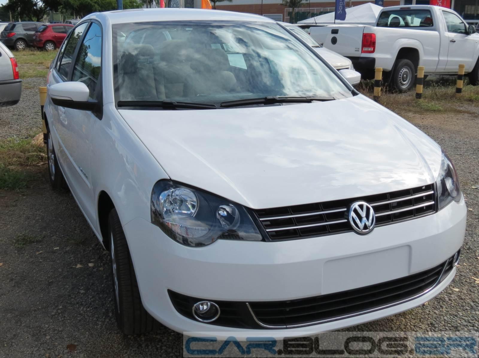 Polo vendido no Brasil é originário da quarta geração do carro